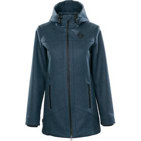 Petromax Bergmaid Loden kort frakke Damer, blå